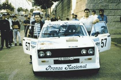 1977 Fiat 131 Abarth 1