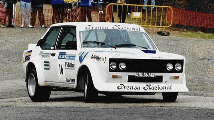 1977 Fiat 131 Abarth 2