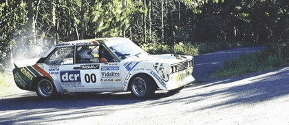 1977 Fiat 131 Abarth 3