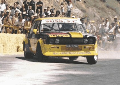 1977 Fiat 131 Abarth 6
