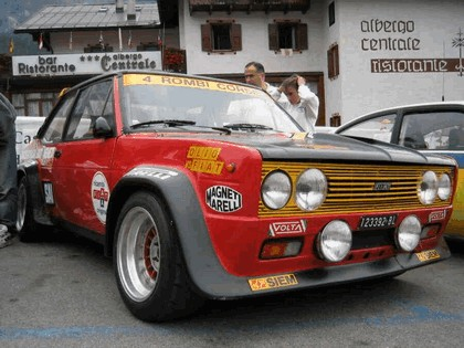 1977 Fiat 131 Abarth 9