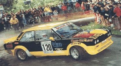 1977 Fiat 131 Abarth 11