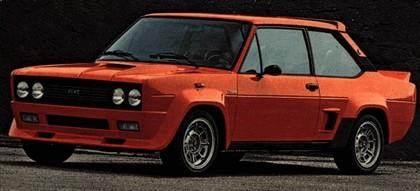1977 Fiat 131 Abarth 12