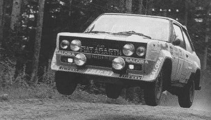 1977 Fiat 131 Abarth 13