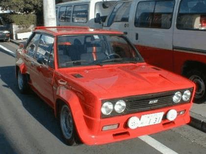 1977 Fiat 131 Abarth 15