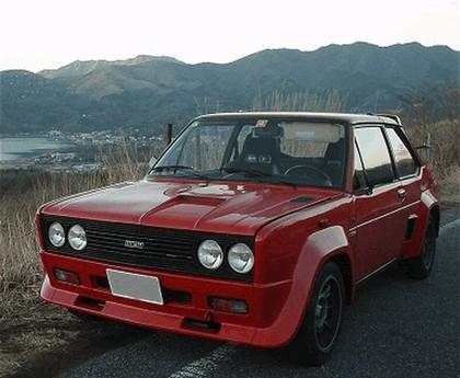 1977 Fiat 131 Abarth 16