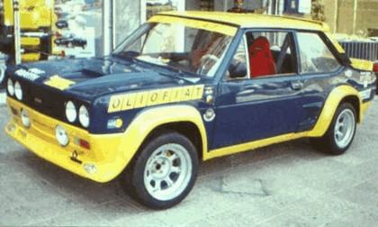 1977 Fiat 131 Abarth 17