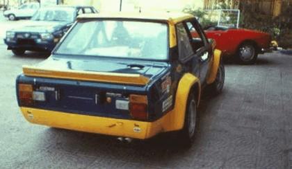 1977 Fiat 131 Abarth 18
