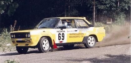1977 Fiat 131 Abarth 19