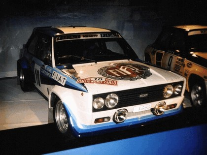 1977 Fiat 131 Abarth 20