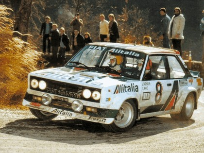1977 Fiat 131 Abarth 21