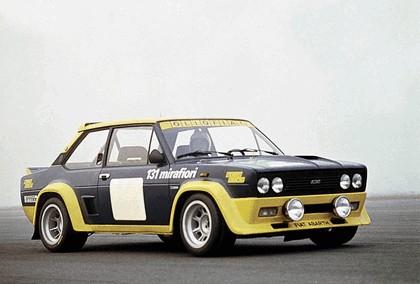 1977 Fiat 131 Abarth 24
