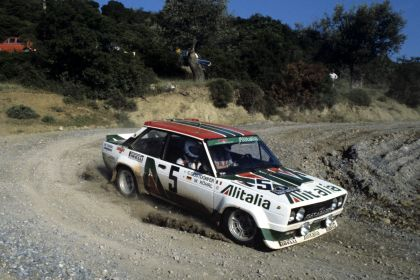 1977 Fiat 131 Abarth 31