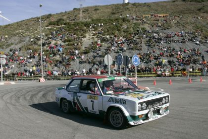 1977 Fiat 131 Abarth 32
