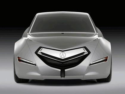 2006 Acura Advanced sedan concept 4