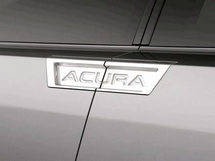 2006 Acura Advanced sedan concept 8
