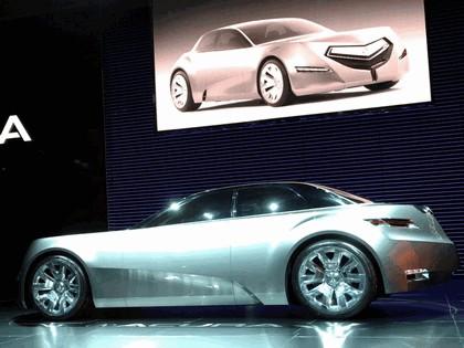2006 Acura Advanced sedan concept 10