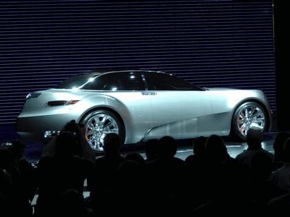 2006 Acura Advanced sedan concept 11
