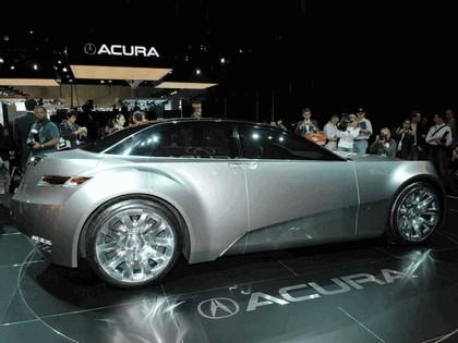 2006 Acura Advanced sedan concept 12