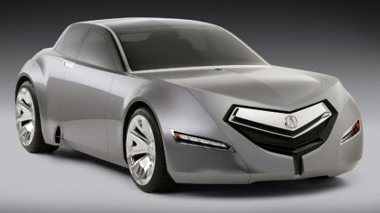 2006 Acura Advanced sedan concept 8