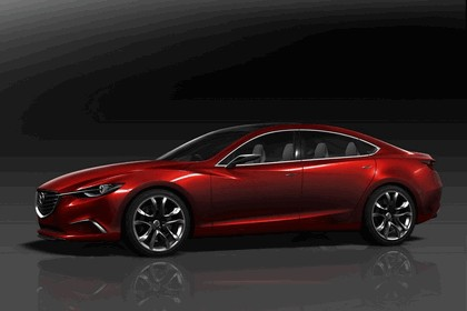 2011 Mazda Takeri concept 3
