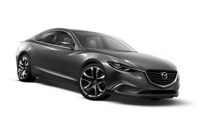2011 Mazda Takeri concept 15