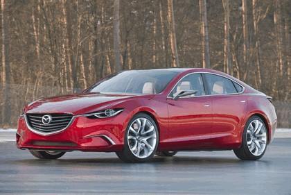2011 Mazda Takeri concept 17