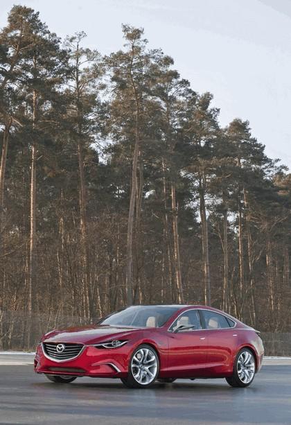 2011 Mazda Takeri concept 18