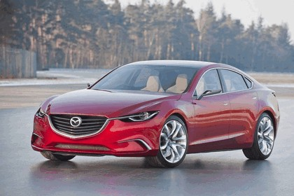 2011 Mazda Takeri concept 19