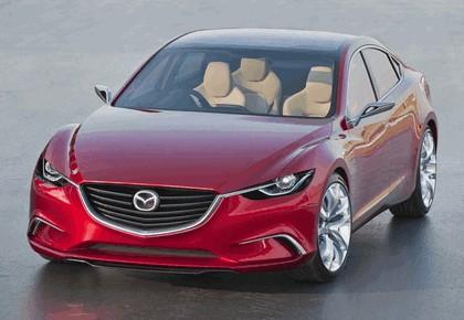 2011 Mazda Takeri concept 22