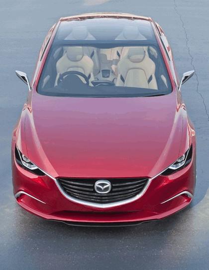 2011 Mazda Takeri concept 25