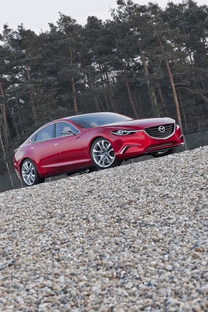 2011 Mazda Takeri concept 38