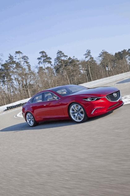 2011 Mazda Takeri concept 63