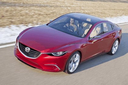 2011 Mazda Takeri concept 68