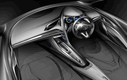 2011 Mazda Takeri concept 100