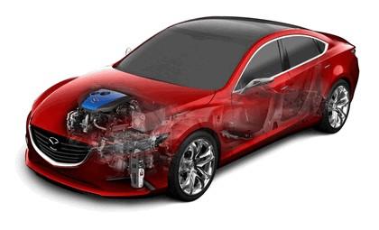 2011 Mazda Takeri concept 114