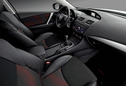 2011 Mazda 3 MPS 32