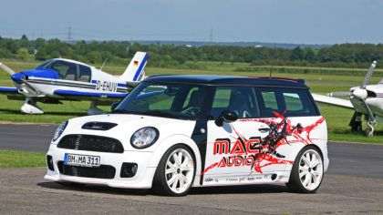 2011 Mini Clubman John Cooper Works by Mac Audio 4