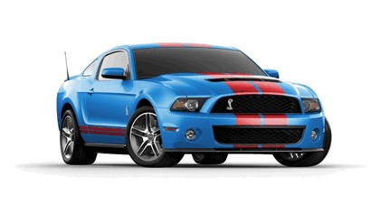 2012 Ford Shelby GT500 1