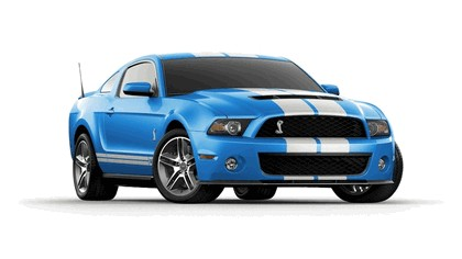 2012 Ford Shelby GT500 2