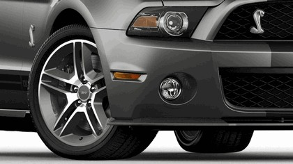 2012 Ford Shelby GT500 6
