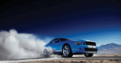 2012 Ford Shelby GT500 7