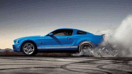 2012 Ford Shelby GT500 9