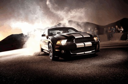 2012 Ford Shelby GT500 10
