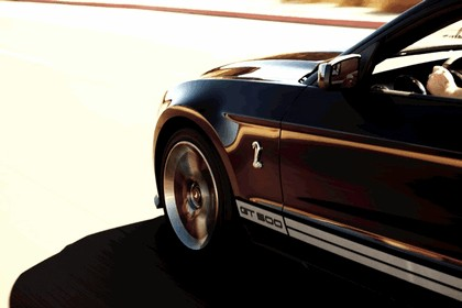 2012 Ford Shelby GT500 11