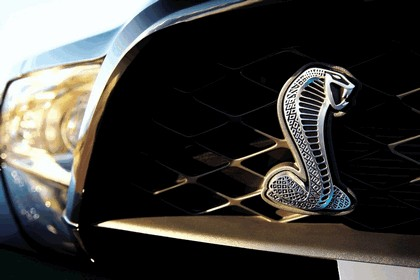 2012 Ford Shelby GT500 13