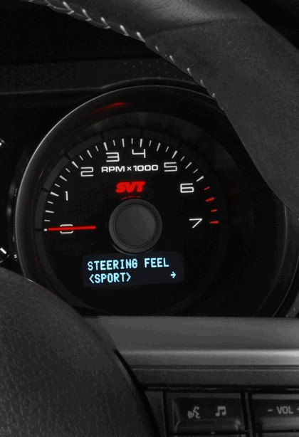 2012 Ford Shelby GT500 20