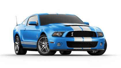 2012 Ford Shelby GT500 3