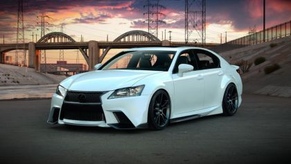 2011 Lexus GS by Five Axis 8