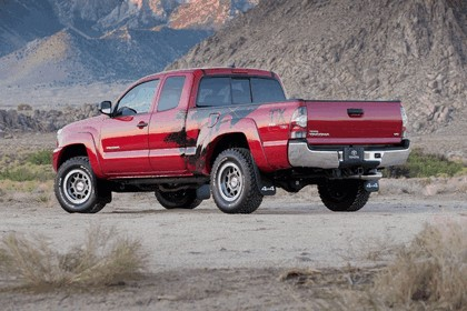 2011 Toyota Tacoma TRD T-X Baja Series Limited Edition Pickup 6